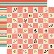 Shoe Lover Paper - Metropolitan Girl - Carta Bella