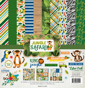 Jungle Safari Collection Kit - Echo Park