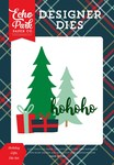 Holiday Gifts Die Set - Deck The Halls - Echo Park