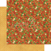 Holly Daze Paper - St Nicholas - Graphic 45