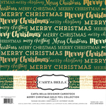 Merry Christmas Foil Collection Kit