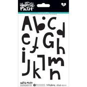 Homespun Alphabet - Illustrated Faith Basics Clear Stamps