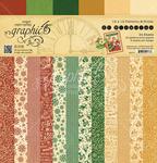St Nicholas 12 x 12 Patterns & Solid Paper Pad - Graphic 45