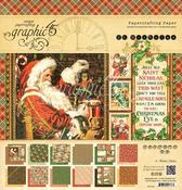 St Nicholas 12 x 12 Paper Pad - Graphic 45
