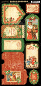 St Nicholas Tags & Pockets - Graphic 45