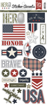 Hero Stickers - Echo Park