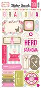 Grandma Stickers - Echo Park
