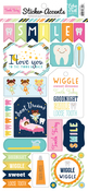 Tooth Fairy Stickers - Echo Park