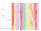 Take Me Away Paper 4 - Pink Paislee