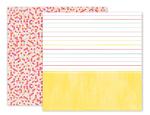 Take Me Away Paper 12 - Pink Paislee