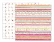 Take Me Away Paper 19 - Pink Paislee