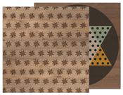 Star Mosaic Paper - Warm & Cozy - Pebbles
