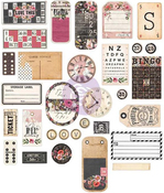 Chipboard and More - Rossi Belle - Prima