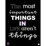 The Most Important Things In Life... 9.5x12 Stencil - Prima