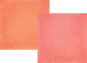 Pink - Coral Speckle Paper - The Reset Girl - Simple Stories
