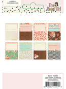 The Reset Girl Library Pockets - Simple Stories