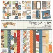 Hello Fall Collection Kit - Simple Stories