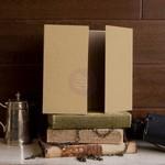Large Gatefold Chipboard Album - Memory Hardware - Prima