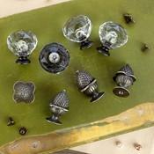 Orleans Antique Knobs - Memory Hardware - Prima