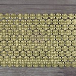 Gold Daisy Chain Large Paper Trim - Dresden - Relics & Artifacts - Prima