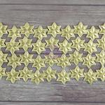 Gold Star Chain Paper Trim - Dresden - Relics & Artifacts - Prima