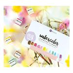 Pastel Dreams Confections Watercolor Pans 12/Pk - Prima