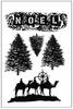 Joy Noel Adhesive Rub-Ons - Prima