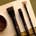 Memory Hardware Artisan Powder Brushes, 3/Pkg - Prima