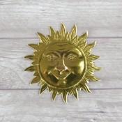 Sol Small Gold Paper Piece - Dresden - Prima