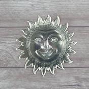 Sol Small Silver Paper Piece - Dresden - Prima