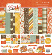 Falling Leaves Collection Pack - Photoplay