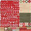 Holiday Cheer Alpha Stickers - Photoplay