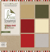 Holiday Cheer Solids Paper Pack - Photoplay