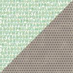 Little Bit Of Letters Paper - Hardy Hodgepodge - Jillibean Soup