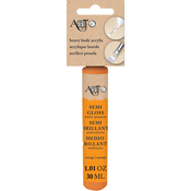 Orange - Art-C Heavy Body Gloss Acrylic Paint 30ml