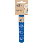 Blue - Art-C Heavy Body Gloss Acrylic Paint 30ml