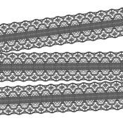 Black - Magnolia Lane Ribbon 10yds