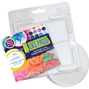 "PolyGel Gel Plate 4"" Circle"