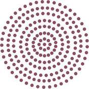 Perfect Plum - Couture Creations Self-Adhesive Pearls 3mm 206/Pkg