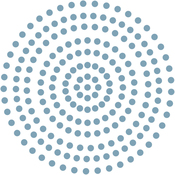Cornflower Blue - Couture Creations Self-Adhesive Pearls 3mm 206/Pkg