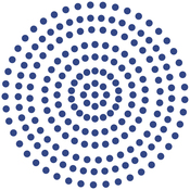 Midnight Blue - Couture Creations Self-Adhesive Pearls 3mm 206/Pkg
