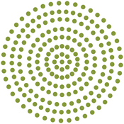 Grass Green - Couture Creations Self-Adhesive Pearls 3mm 206/Pkg