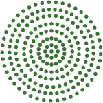 Emerald Green - Couture Creations Self-Adhesive Pearls 3mm 206/Pkg