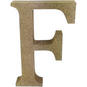 Serif Letter F - Smooth MDF Blank Shape