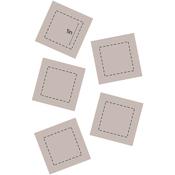 """Square 1"""" - Couture Creations Quilt Essentials Quilting Die"""