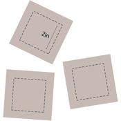 """Square 2"""" - Couture Creations Quilt Essentials Quilting Die"""