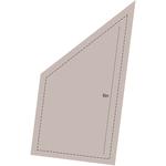 "Trapezoid 6"" - Couture Creations Quilt Essentials Quilting Die"