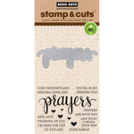 Prayers - Hero Arts Stamp & Cuts