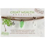 Wealth - Greenie Bracelet 1/Pkg