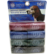 American Kennel Club Dog Waste Bags 16 rolls 240 bags